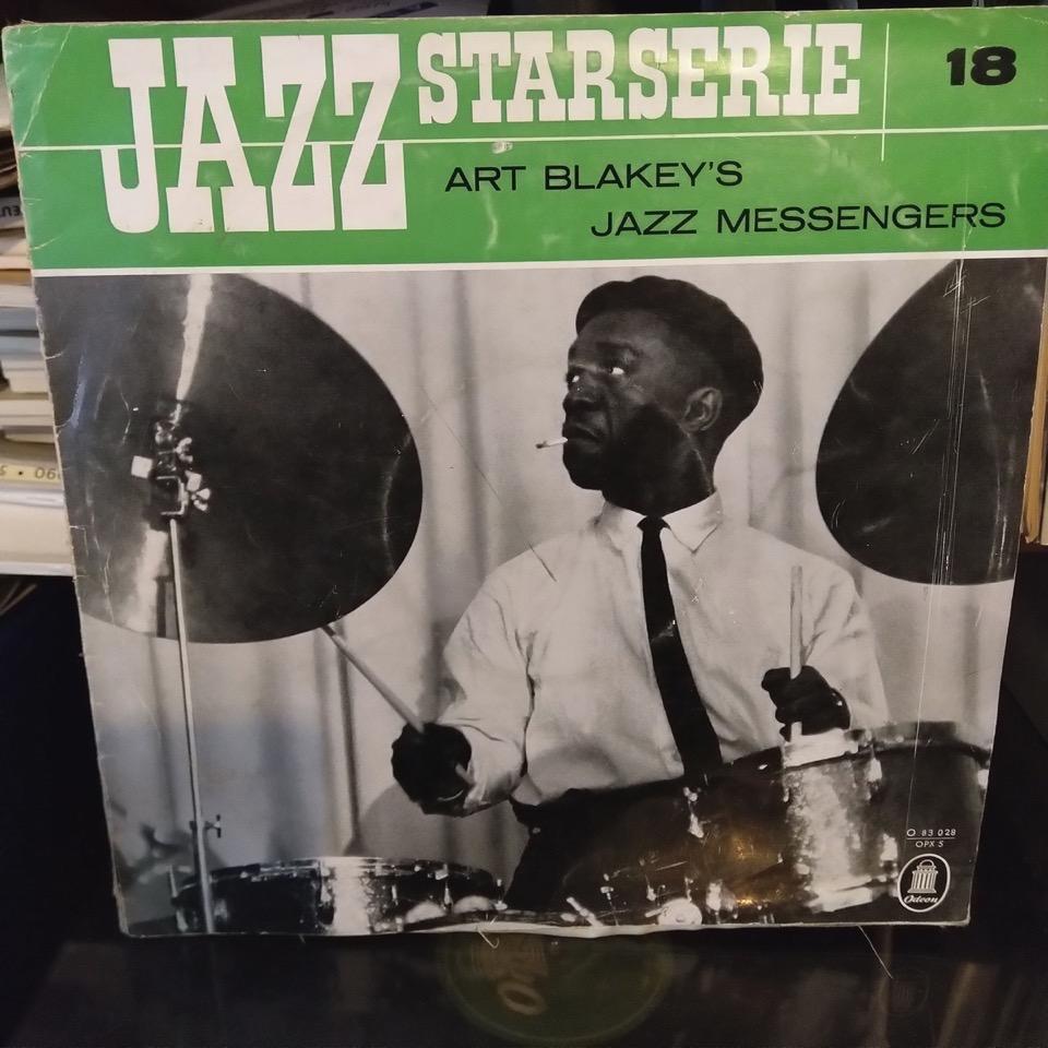 Cover einer alten Art Blakeys Jazz Messengers Schallplatte